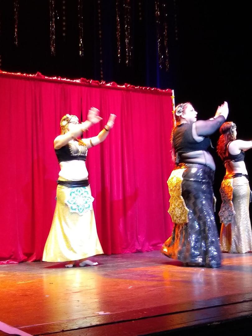 Boheme Tribal Belly Dancers