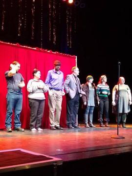 Rehearsal for Curtain Call