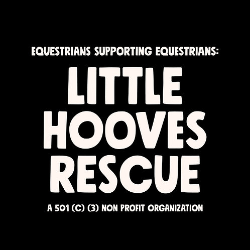 DONATION: Little Hooves Rescue, Inc.