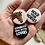 Thumbnail: 'HOLD YOUR HORSES, COWBOY' Special Edition Button Pack