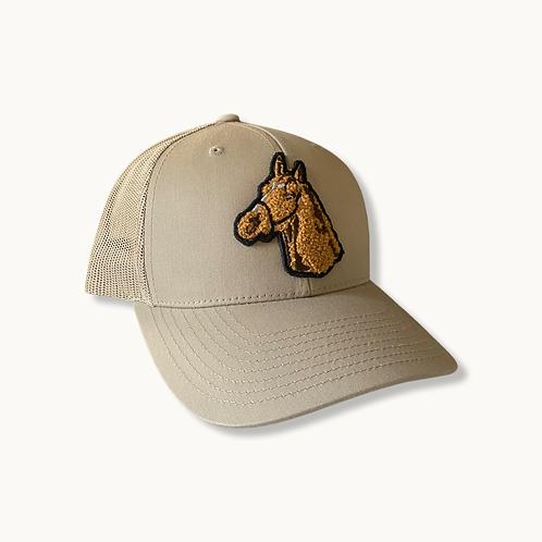 'VINTAGE STYMIE' Chenille Trucker Hat