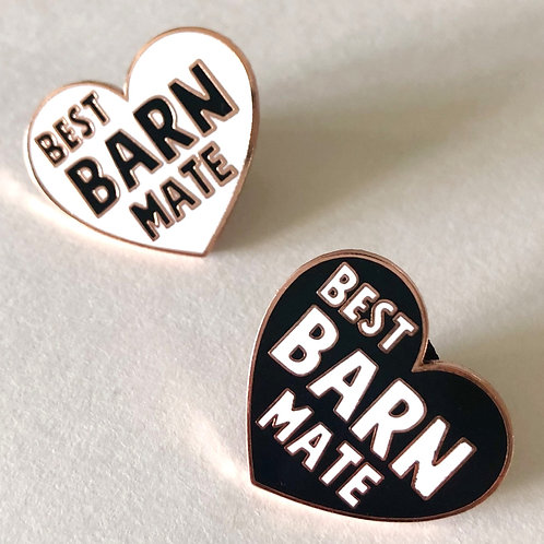 'BEST BARN MATE' Pin Set