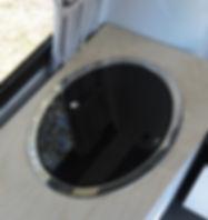 Campervan Conversion Premium Appliances