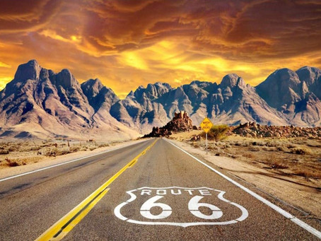 ROUTE 66 - THE ROAD TO SUCCESS