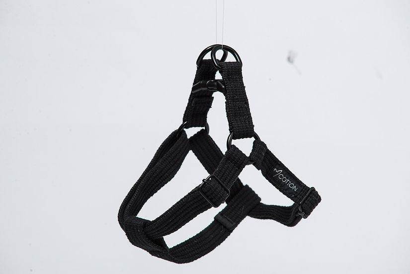 Gor Cotton Harness Black