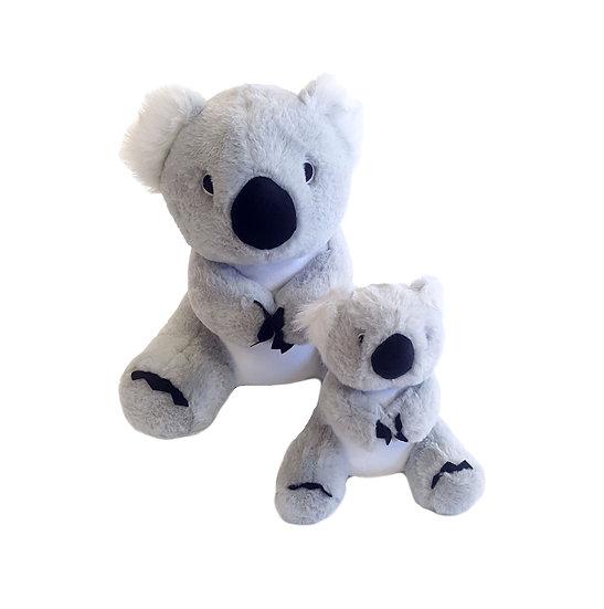 Gor Hugs Baby Koala/ Gor Hugs Mommy Koala