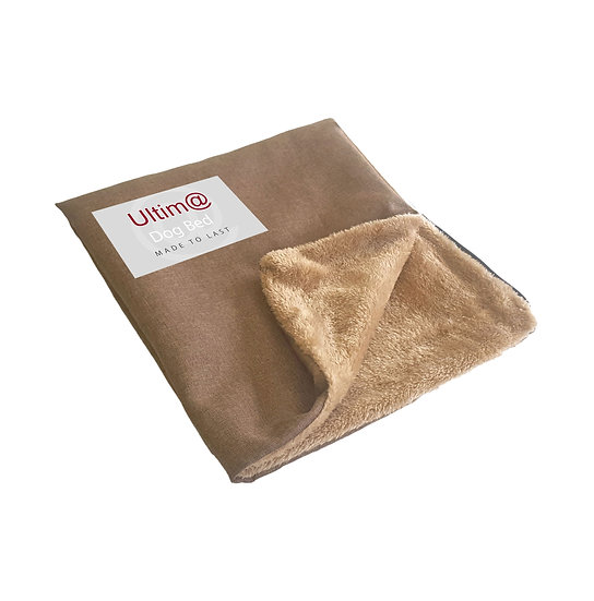 Ultima Bed COVER ONLY Beige