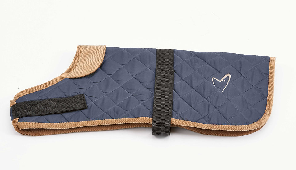 Outdoor Worcester Coat Navy