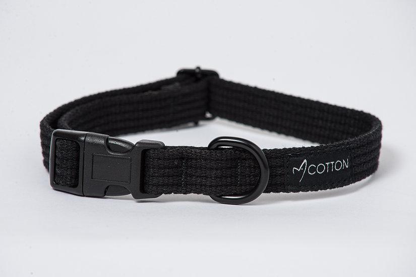 Gor Cotton Collar Black