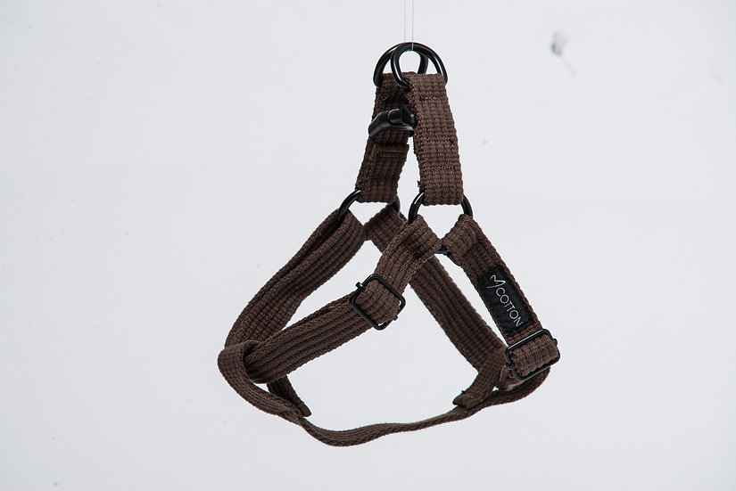 Gor Cotton Harness Brown