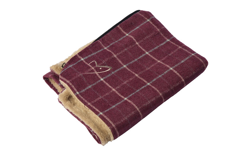 Premium Comfy Cushion COVER ONLY Wine Check