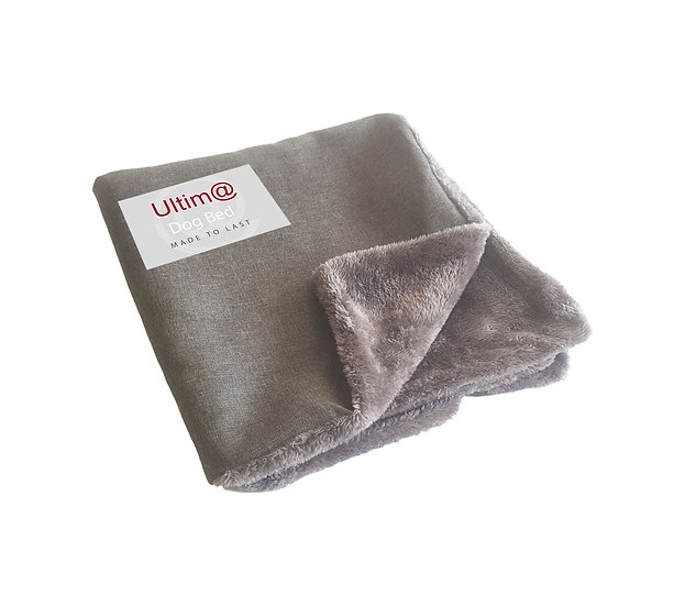 Ultima Bed COVER ONLY Grey
