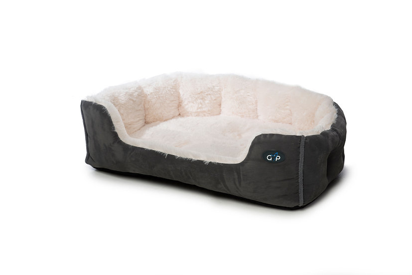 Nordic Snuggle Bed Grey