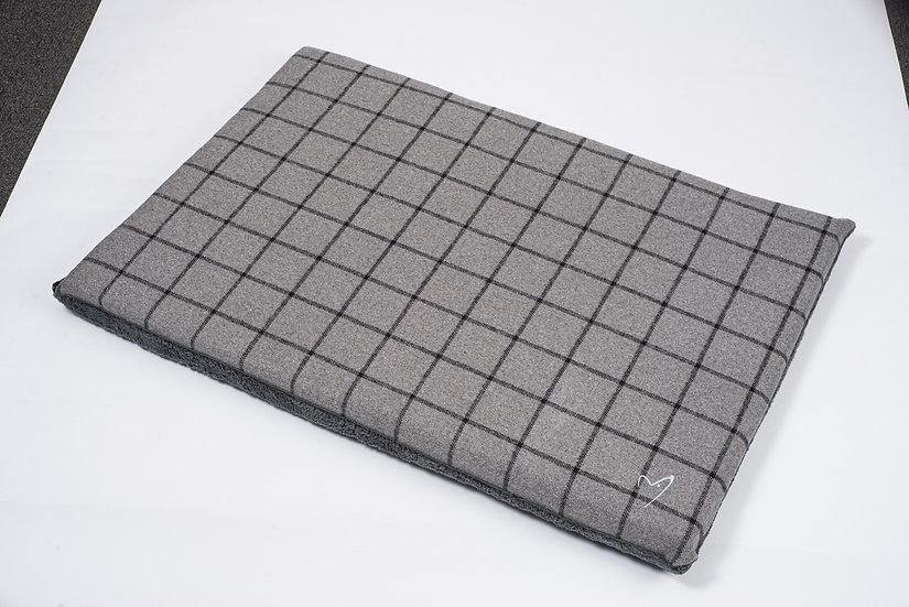 Camden Comfy Mat Grey Check
