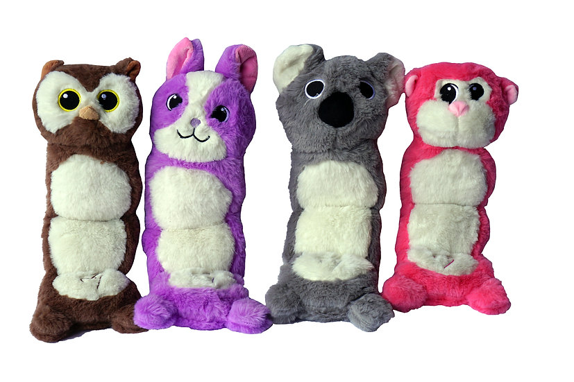 Gor Hugs Mommy Tums (43cm) Lilac/Grey/Pink/Brown
