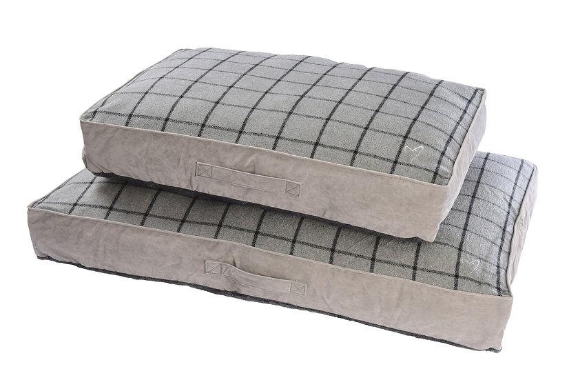 Camden Sleeper Grey Check
