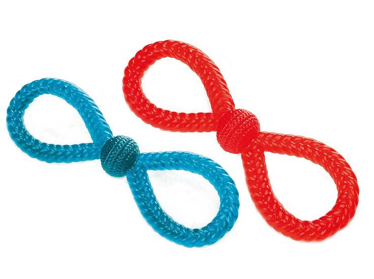 Gor Flex Tough Tug (27cm) Blue/Red