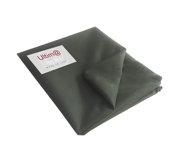 Ultima Bed COVER ONLY Green
