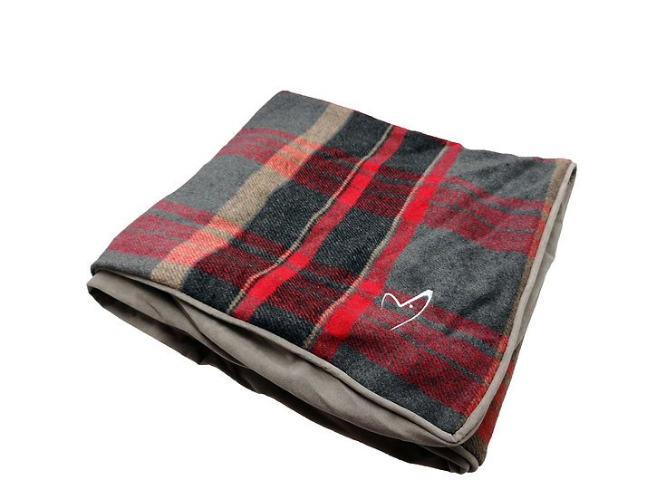 Camden Sleeper COVER ONLY Red Check