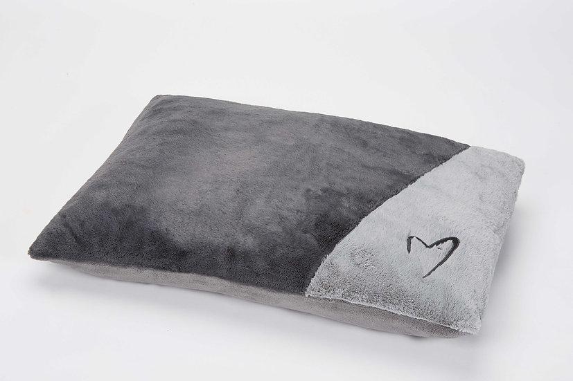 Dream Comfy Cushion Grey Stone