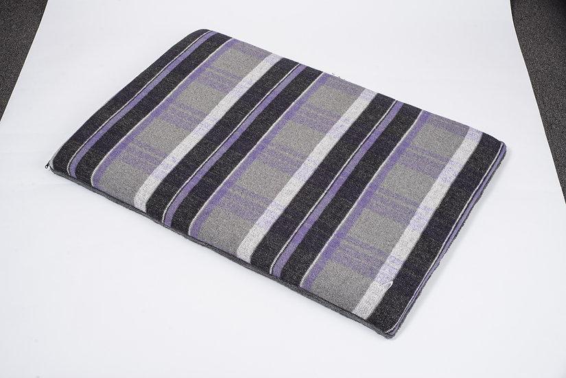 Camden Comfy Mat Purple Check