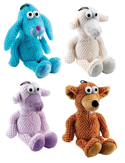 Gor Hugs Goofy Family (38cm) Blue/Brown/Purple