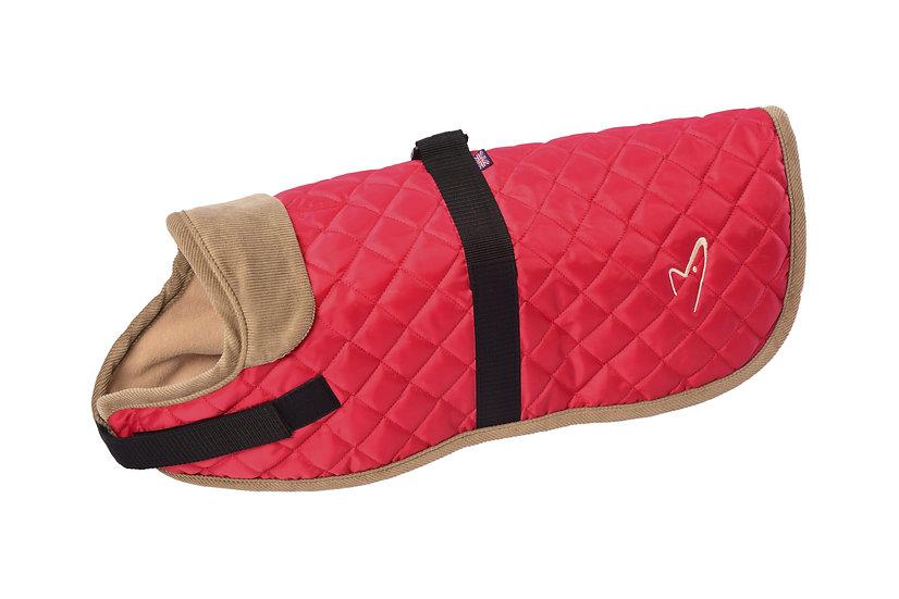Outdoor Worcester Coat Red