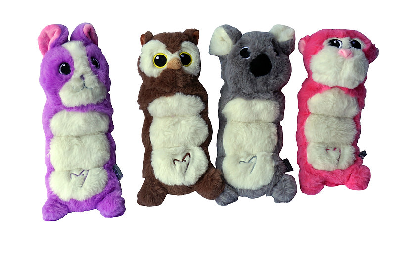 Gor Hugs Baby Tums (30cm) Lilac/Grey/Pink/Brown