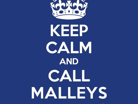 Got a legal issue? Keep calm and call Malleys Lawyers!