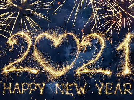 Health, happiness, prosperity & success - Best wishes for 2021 from Malleys Lawyers!
