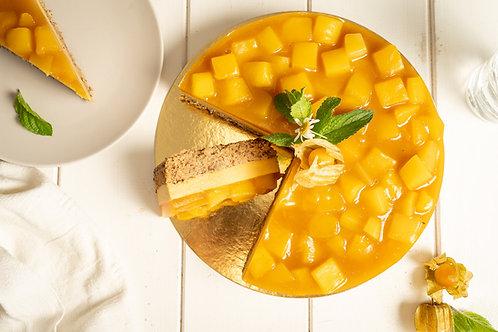 Vegan mango s bio kokosovým cukrom