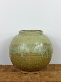 Rebecca J Woods Ceramics Moon Jar