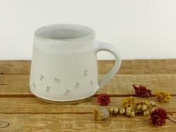 Dolomite White Mug