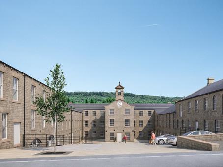 Glasshouses Mill, Glasshouses