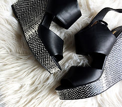 Shoes for repair