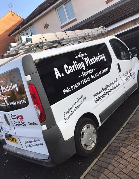 A Carling Plastering Service