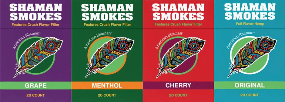 Shaman Smokes are a Hit!