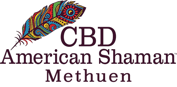 CBD American Shaman Methuen Logo Transpa