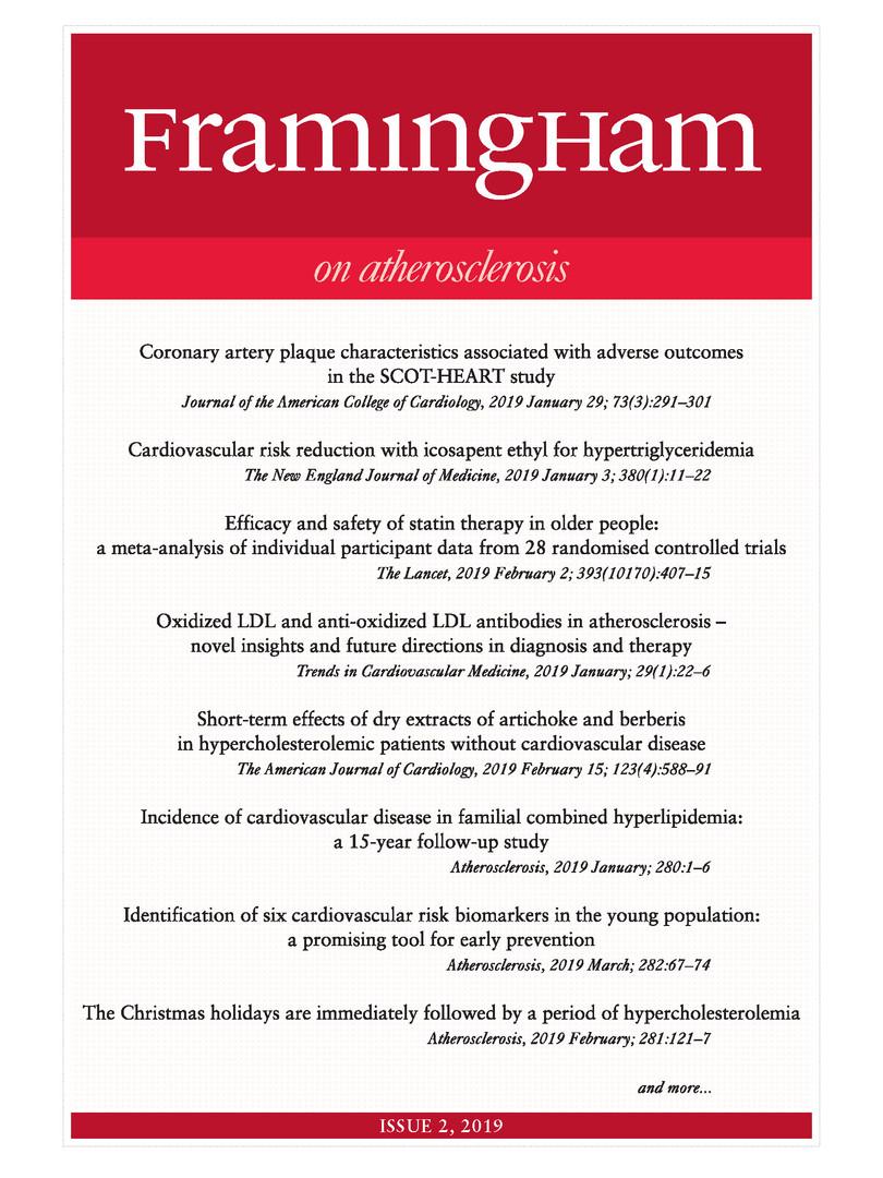 Framingham on Atherosclerosis 2-2019