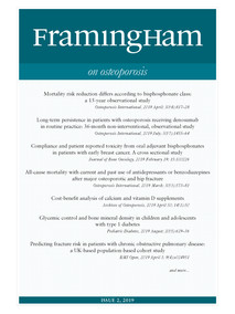 Framingham on Osteoporosis 2-2019