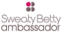 Sweaty Betty Ambassador