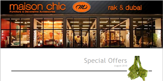 Maison Chic Shop RAK