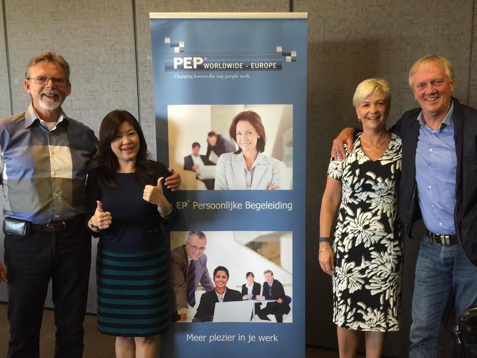 PEPWorldwide Conference, Amsterdam