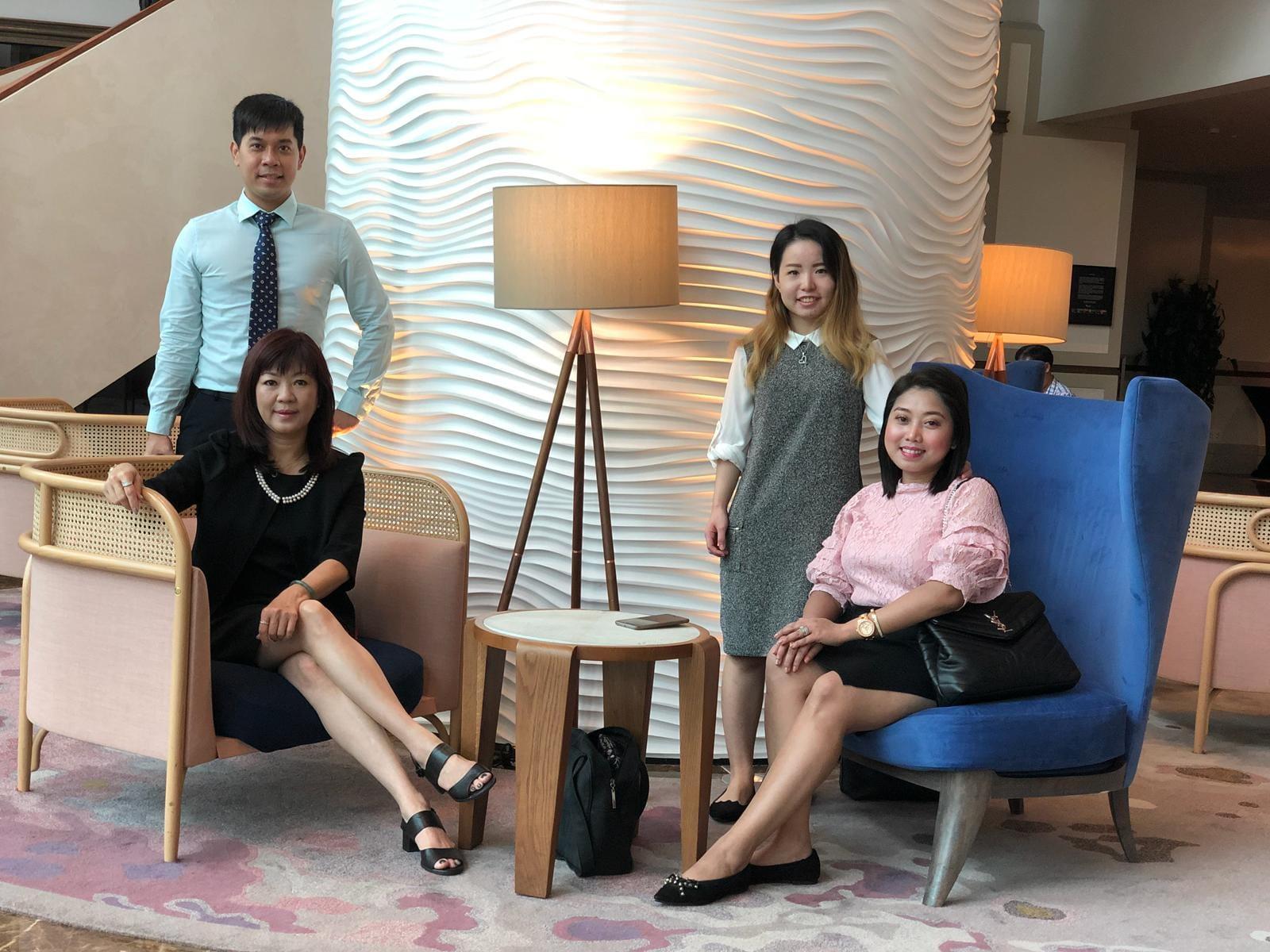 PEPWorldwide Team in Vietnam
