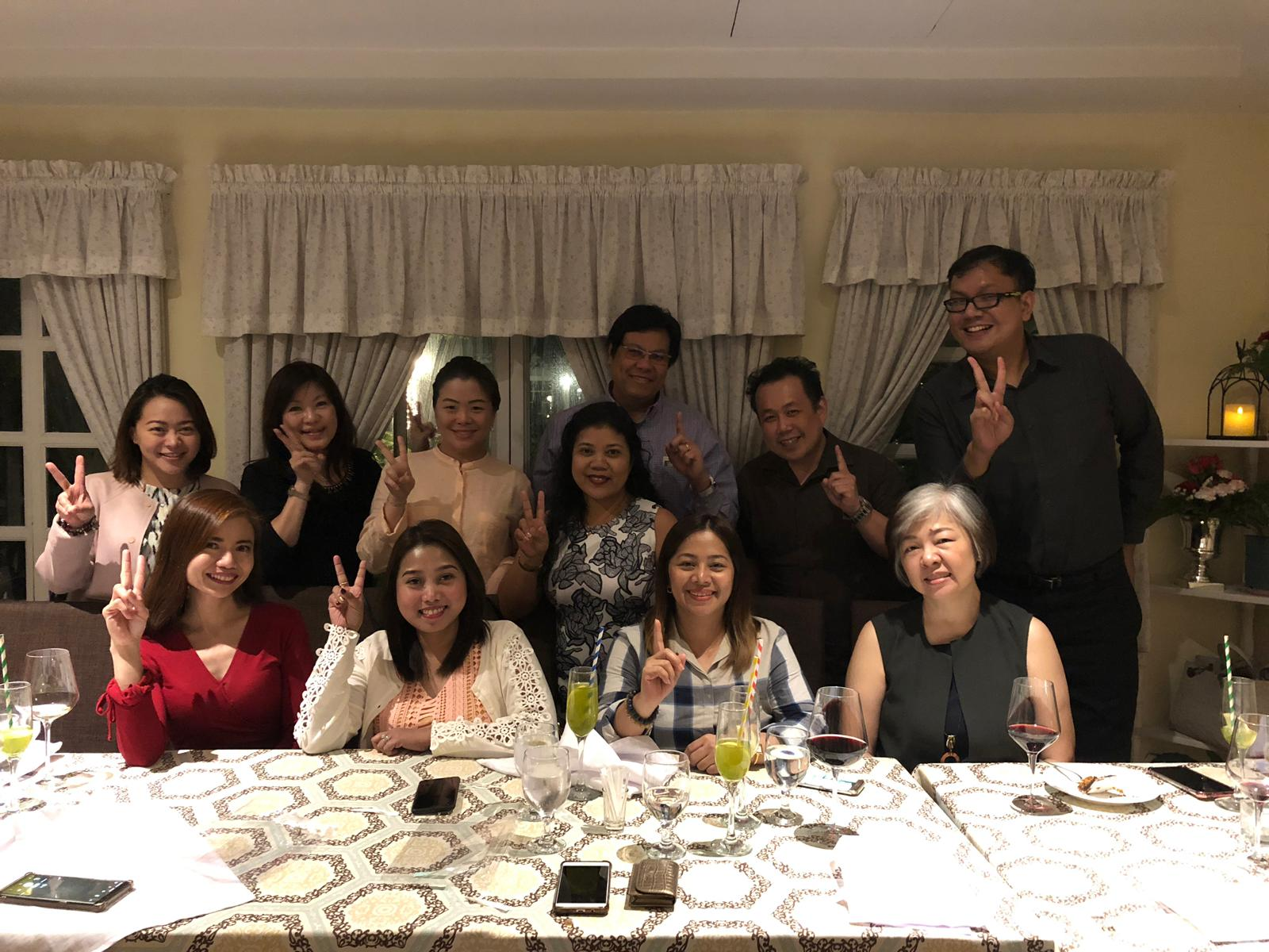 Philippines Book Party