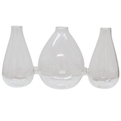 Sienna Clear Vase