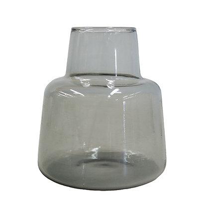 Sienna Smoked Vase