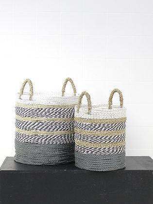 Rafia Sea Grass Basket
