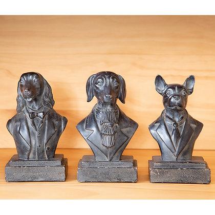 Gentlemen Dogs Set/3