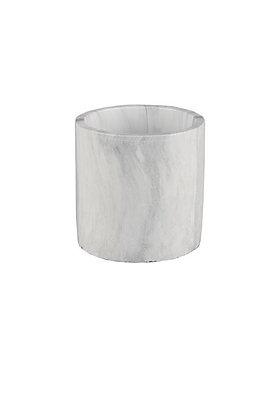 Marble Round Planter